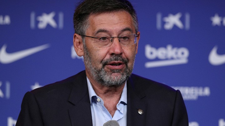 Bartomeu: Resigning as Barcelona president has never crossed my mind