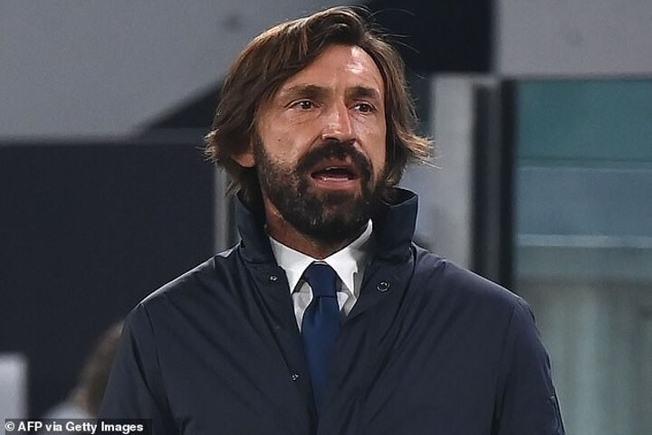 Andrea Pirlo ALREADY at a tactical crossroads at Juventus... with question marks over his formation