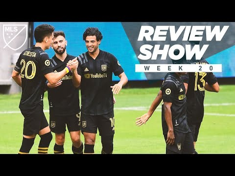 LAFC wins El Tráfico, Inter Miami takes a breather, SKC are on top of the west, and Philly wins big!
