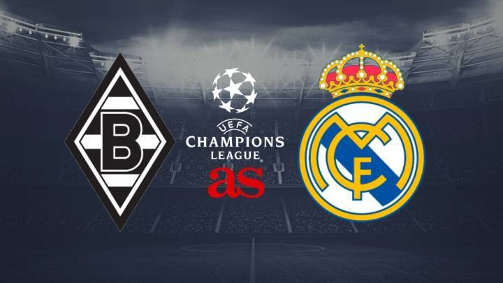 Borussia Monchengladbach - Real Madrid: how and where to watch - times, tv, online