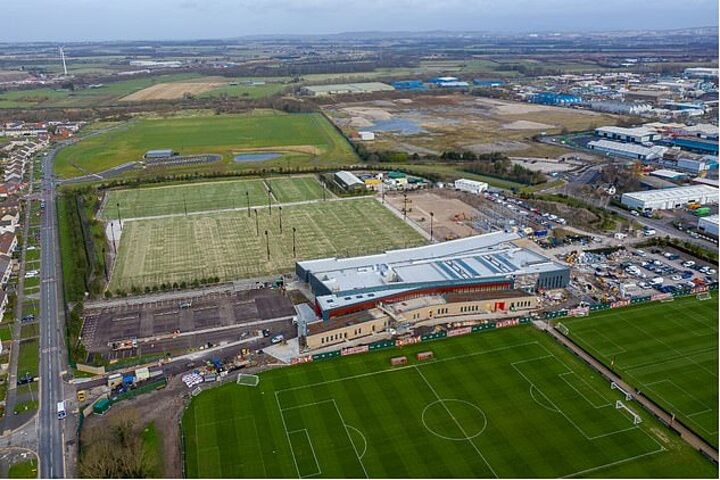 Liverpool 'will move into their new £50m training ground next month'