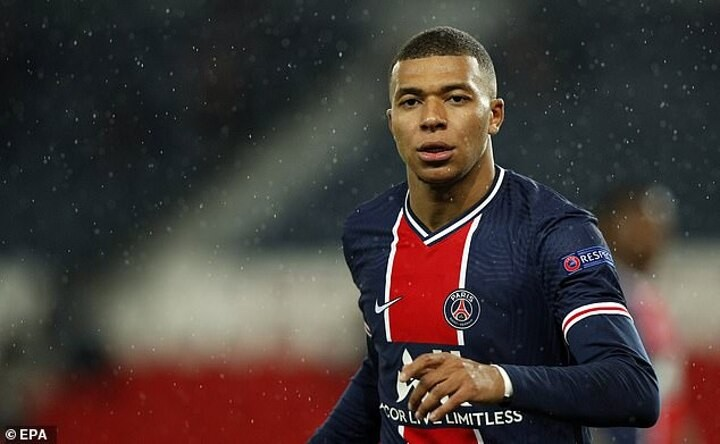 Djorkaeff says plan is for Mbappe to lift UCL with PSG before leaving