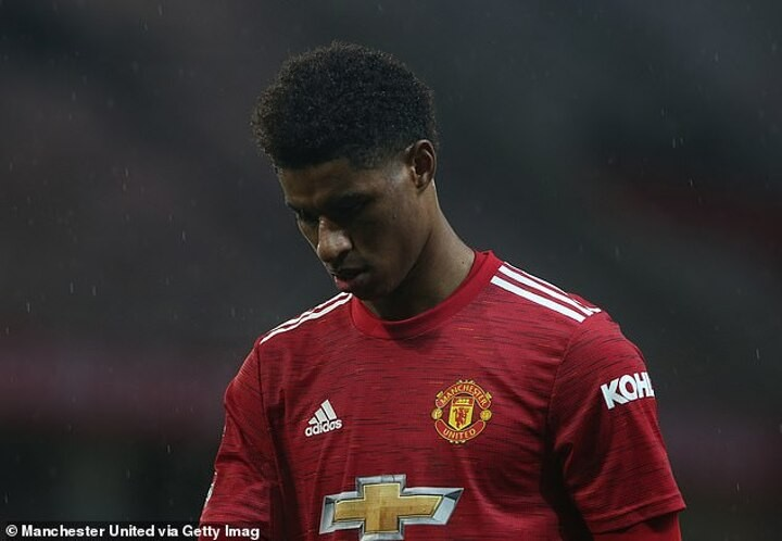 Marcus Rashford set to miss out on BBC's Sports Personality of the Year shortlist