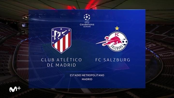 Joao Felix brace hands Atletico Madrid thrilling win over Salzburg