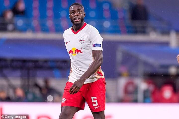 Manchester United 'will activate Dayot Upamecano's £38m release clause next summer'