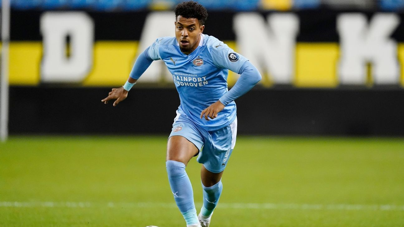 LIVE Transfer Talk: Barca could move for PSV's Malen if Depay not an option
