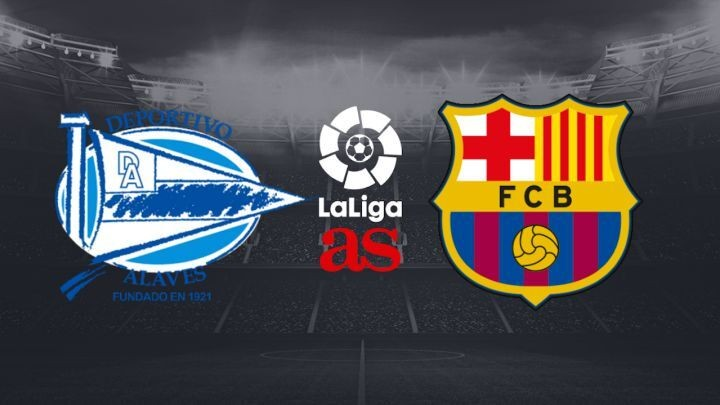 Alavés vs Barcelona: how and where to watch - times, TV, online