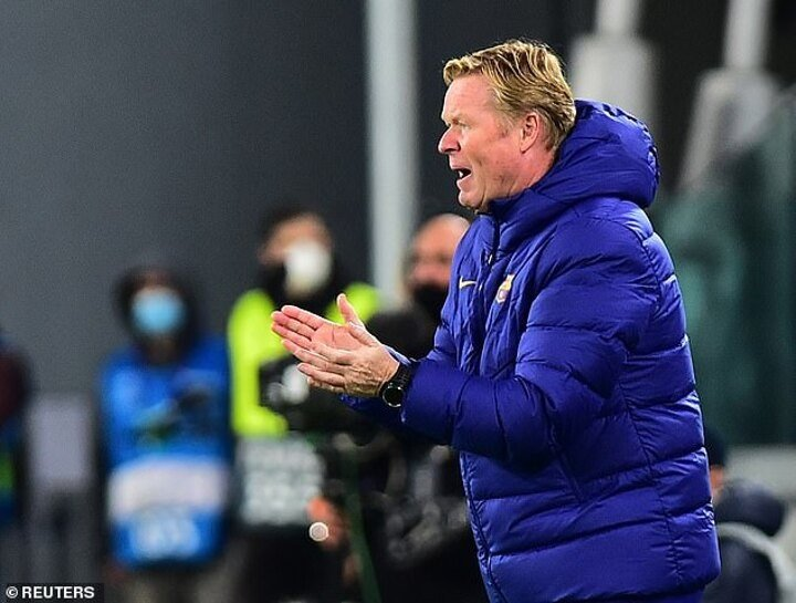 Ronald Koeman is lucky to have Ansu Fati, Pedri AND a motivated Lionel Messi at his disposal