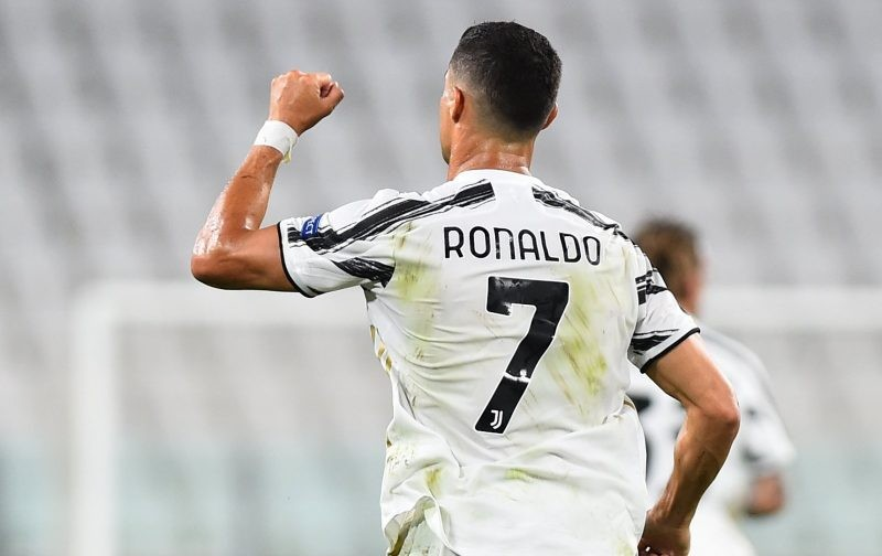 Seven Serie A Feats and Records of Cristiano Ronaldo at Juventus