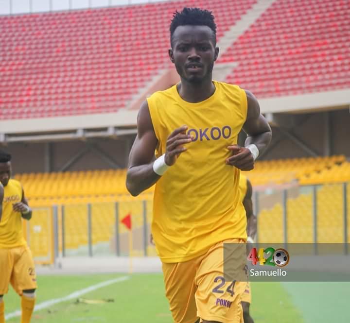 Medeama defender Samuel Appiah close to Asante Kotoko switch