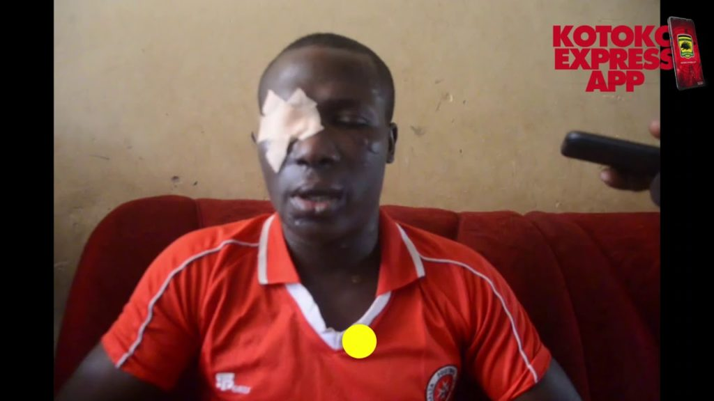 Baba Yara Sports Stadium shooting victim Augustine Opppong appeals for support