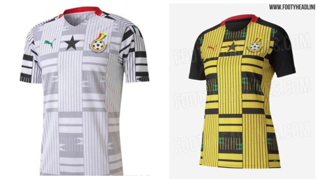 Ghanaian blasts Puma as they react to rumoured new Black Stars jersey