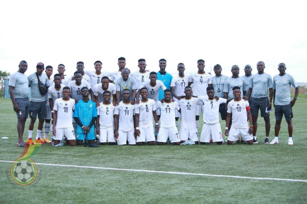LIVE STREAM: Ghana vs Nigeria - WAFU U17 Cup of Nations