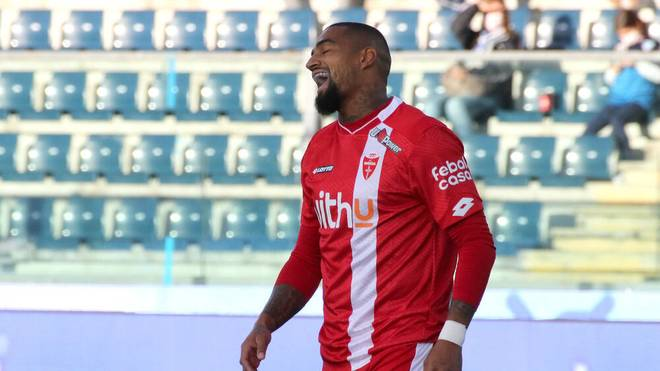 Kevin Boateng's AC Monza league match cancelled due to coronavirus hike
