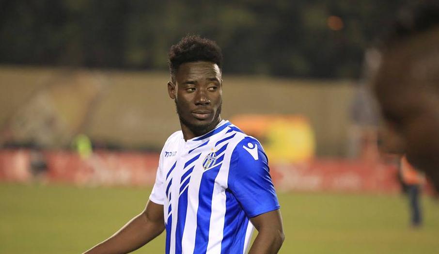 BREAKING! Ghana midfielder Winful Cobbinah naturalizes as Albania citizen, gets passport