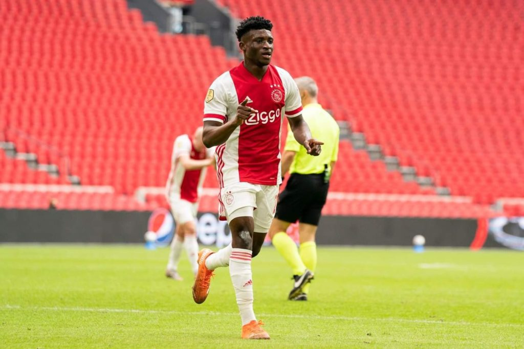 Ajax star Kudus Mohammed shifts focus to UCL bow after slaying Heerenveen
