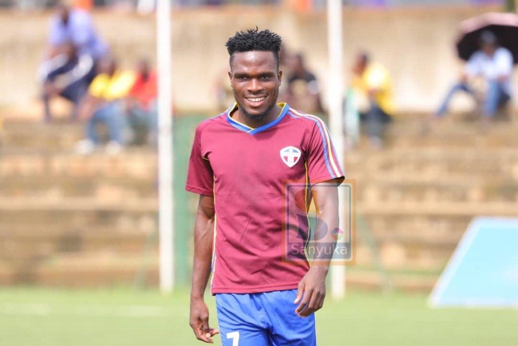 Asante Kotoko SC close to signing Uganda Premier League top scorer Stephen Dese Mukwala