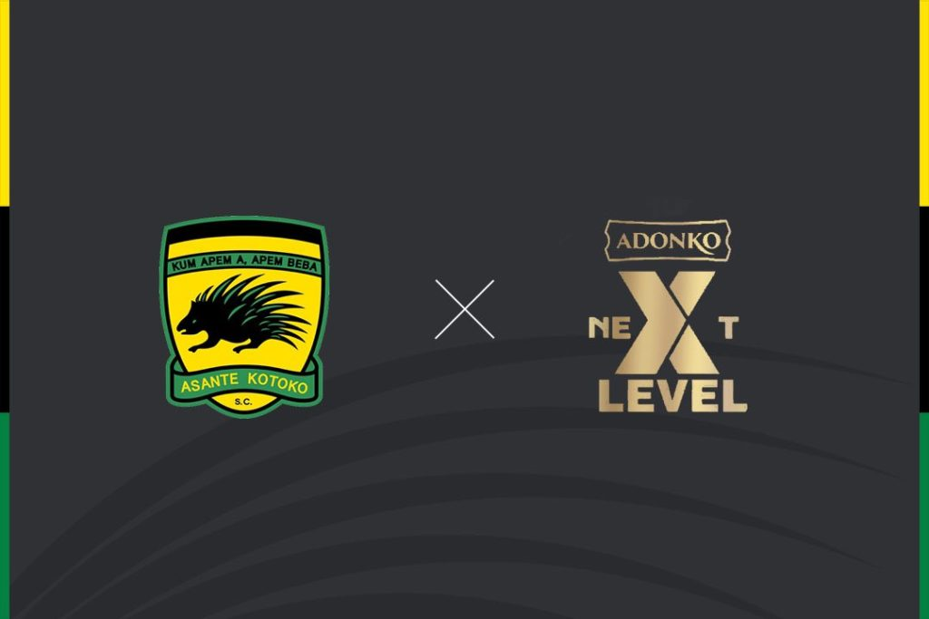 Asante Kotoko announce partnership with Adonko Next Level Energy Drink