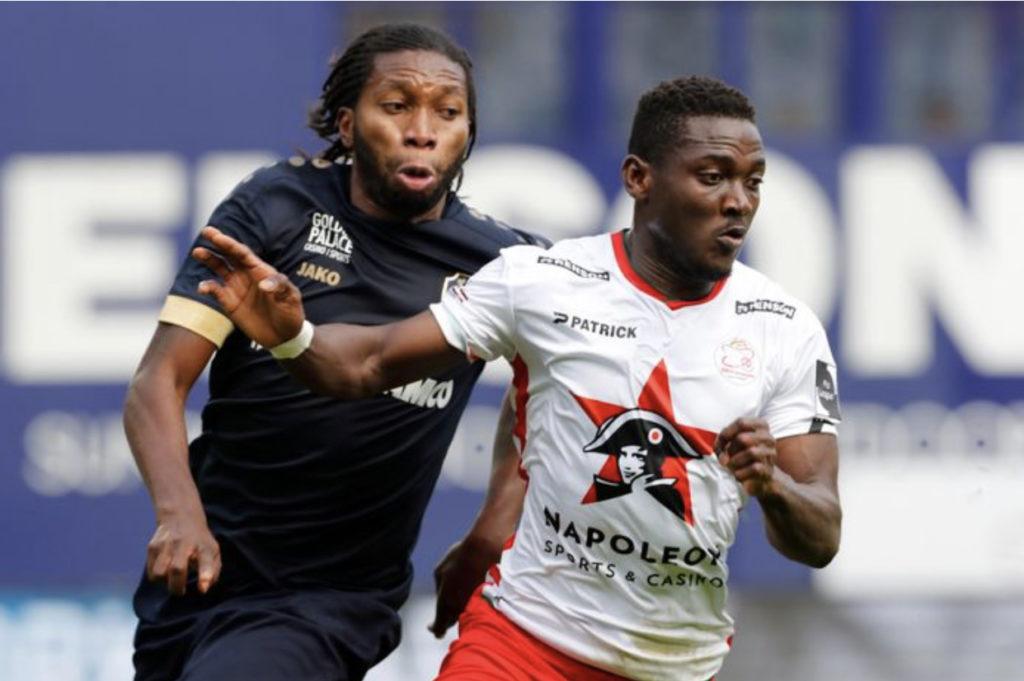 Daniel Opare holds no regret over Zulte Waregem switch despite poor start to Belgian top-flight season