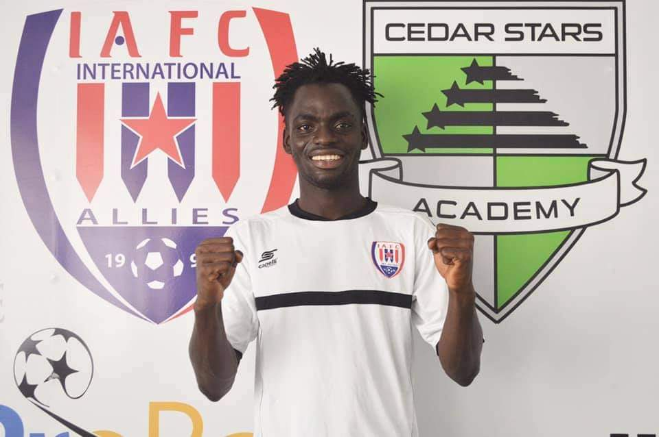Inter Allies FC snap up young striker Taufiq Shaibu on transfer deadline day