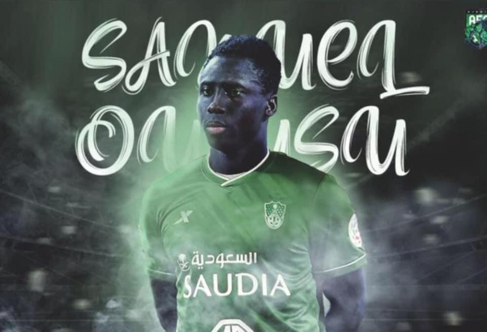 EXCLUSIVE: Ghana star Samuel Owusu joins Saudi side Al-Ahli Jeddah on bumper deal