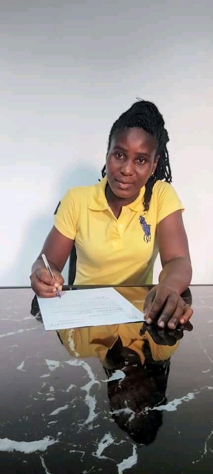 Black Princesses defender Blessing Shine Agbomadzi signs for Israeli club