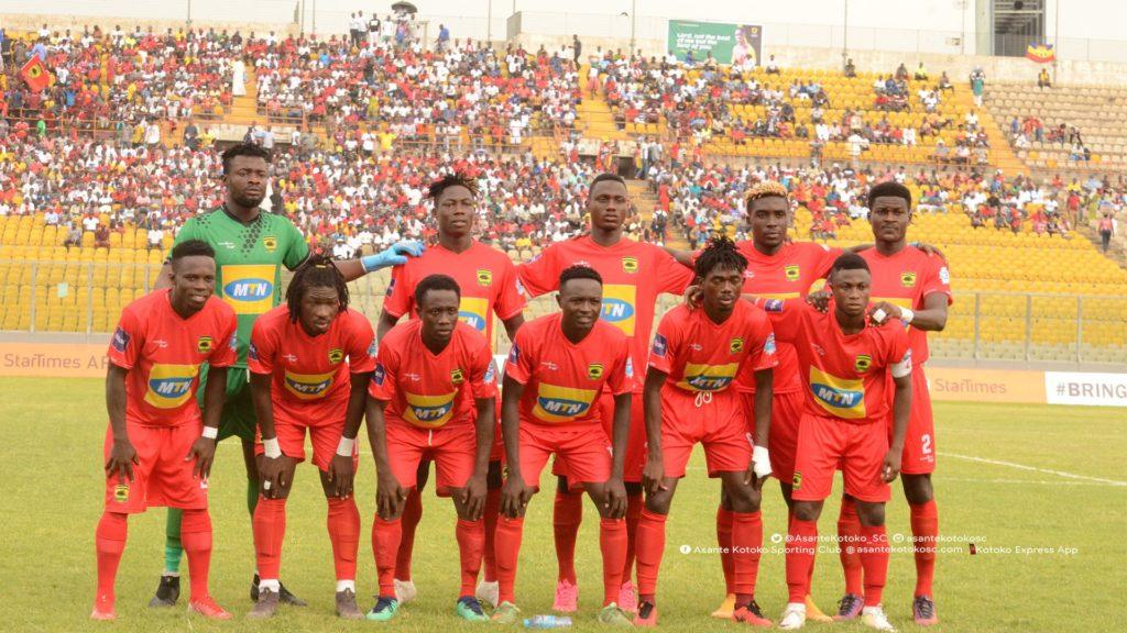 Asante Kotoko SC begin 2020/2021 Ghana Premier League season at home to Eleven Wonders FC