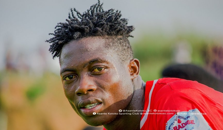 Kotoko plan to sign $50,000 rated Medeama star Justice Blay with crowd funding campaign