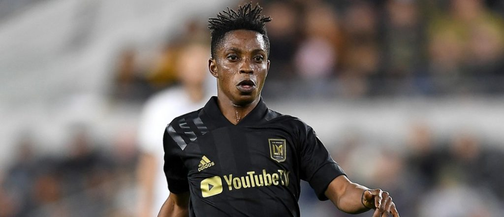 Brazilian giants Vasco da Gama in advanced talks to sign  LAFC forward Latif Blessing
