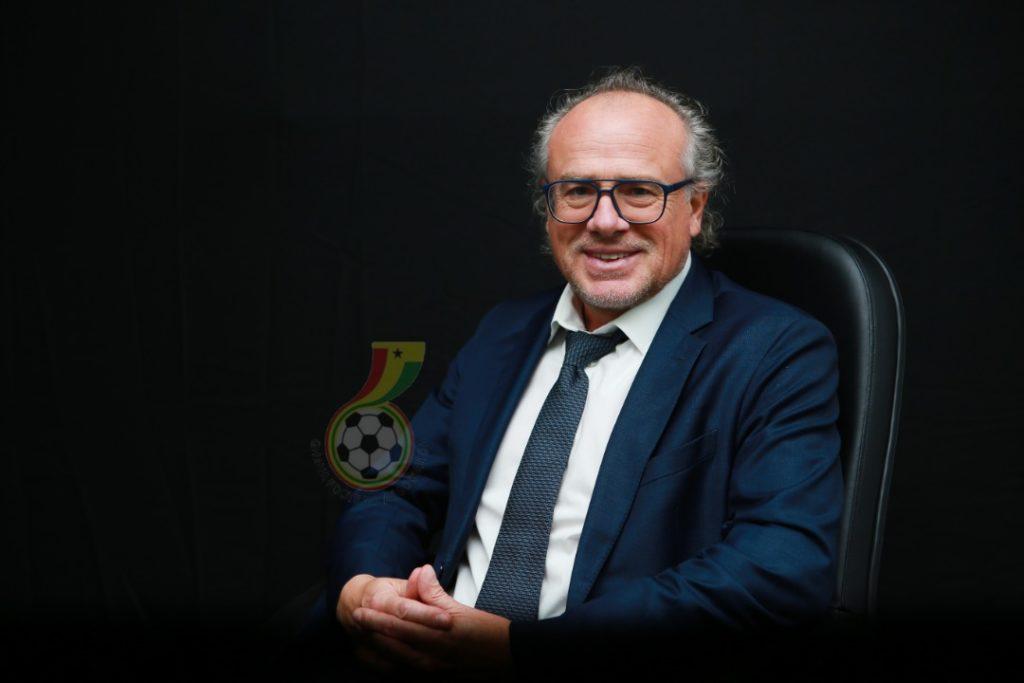 GFA technical director Bernhard Lippert reveals his prime target