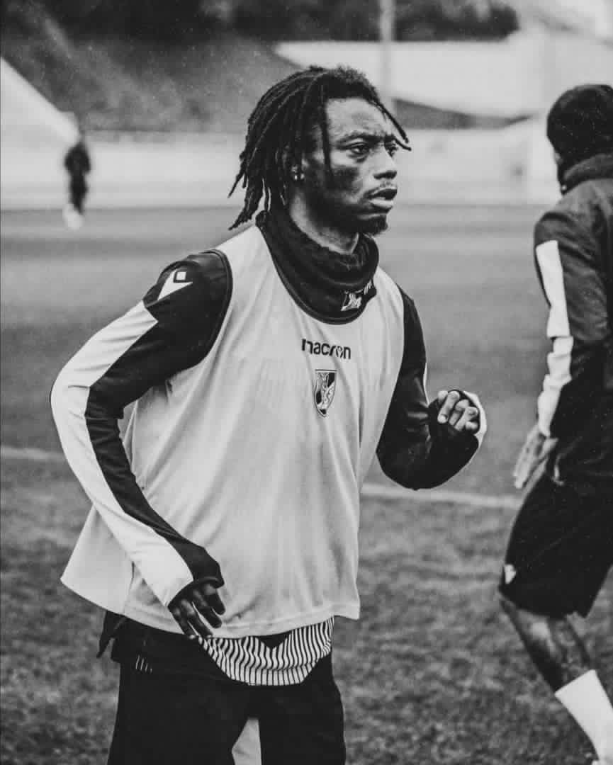 Ghana defender Gideon Mensah returns to training after COVID-19 recovery