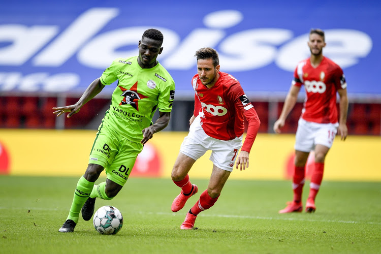 Daniel Opare's defense splitting pass picked as assist of the week in Belgium