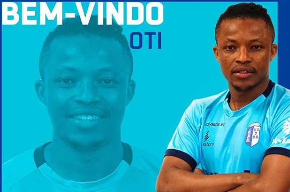EXCLUSIVE: Emmanuel Oti Essigba joins FC Vizela on two-year deal
