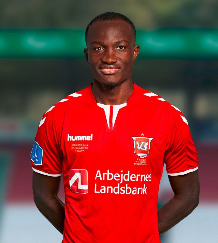 Danish side Vejle Boldklub terminate Raphael Dwamena's loan deal after heart scare