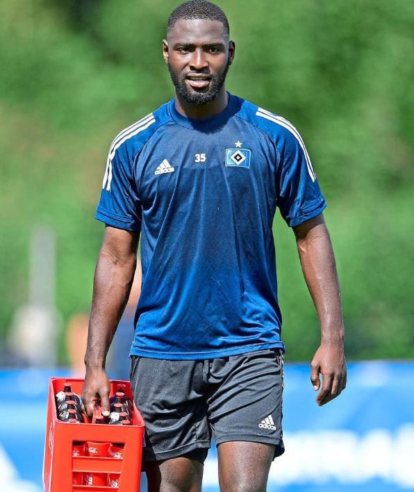 German-based Stephen Ambrosius gets late Black Stars call-up