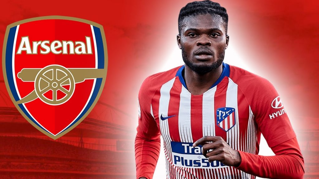Breaking News: Ghana superstar Thomas Partey completes transfer to English side Arsenal