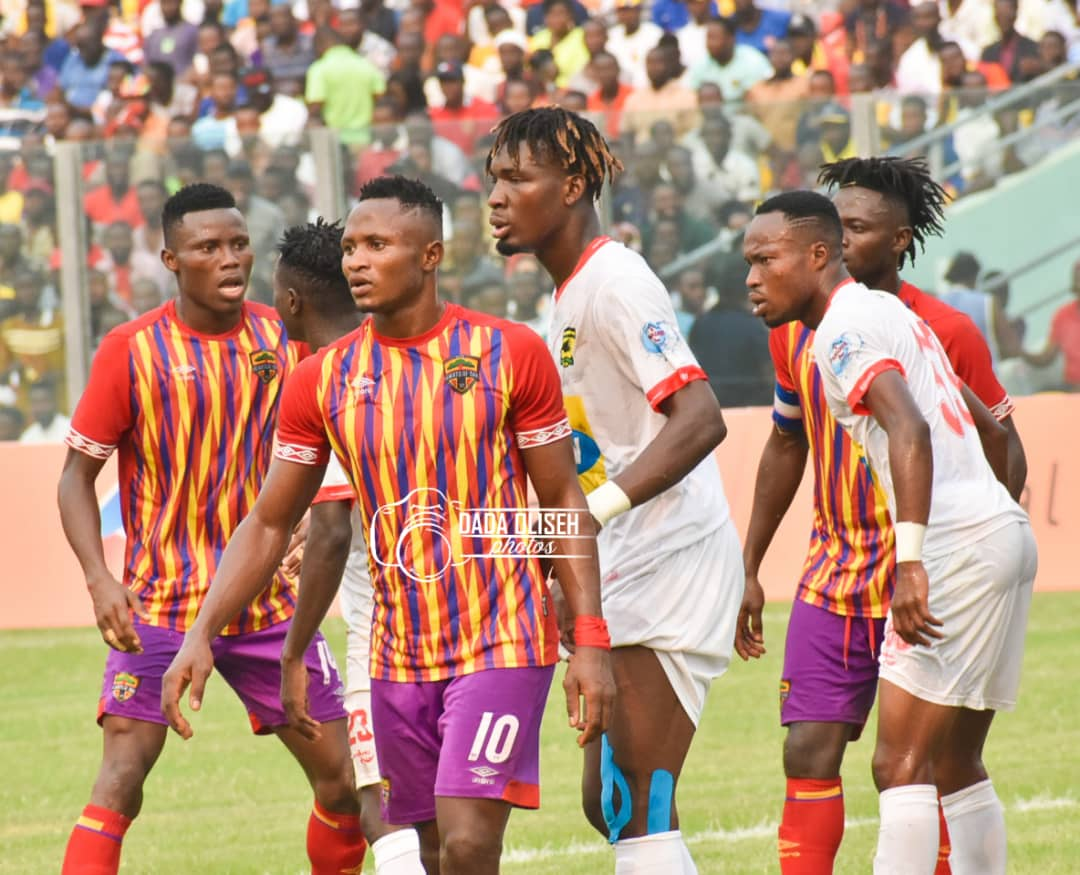 First Super Clash falls on Valentine's Day as 2020/2021 Ghana Premier League fixtures is released
