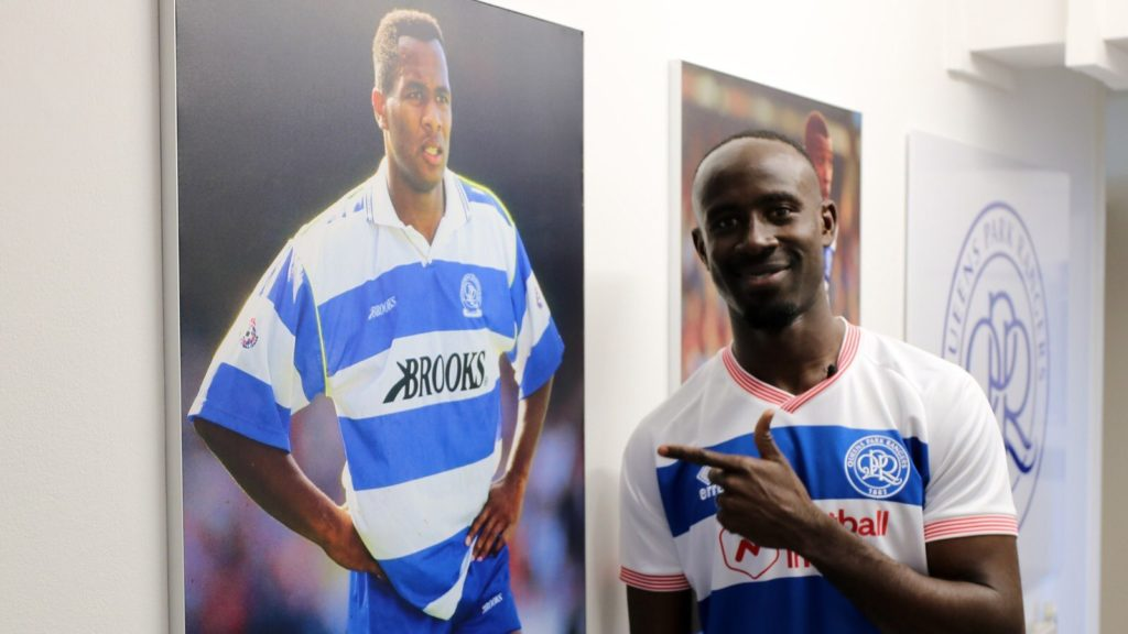 Breaking News: Ghanaian winger Albert Adomah joins English side Queens Park Rangers