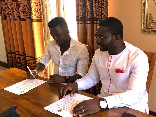 New Kotoko signing Patrick Asmah insists his European experience will help the club