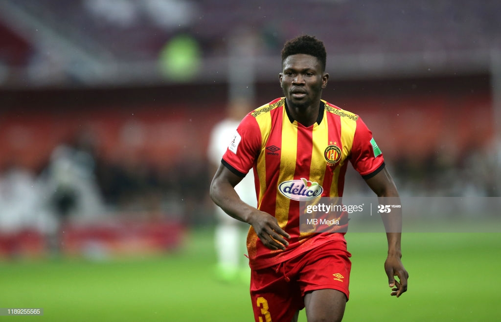 Ghanaian midfielder Kwame Bonsu tests positive for COVID-19 in Tunisia