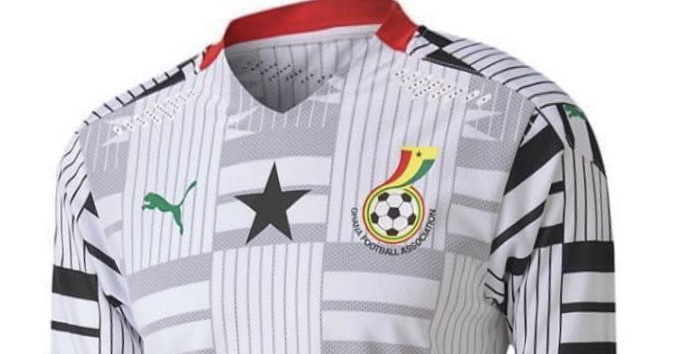 Ghana FA scribe Henry Asante reacts as pictures of Black Stars supposed new kit is leaked online