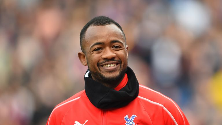 VIDEO: Jordan Ayew produces lovely skill in Palace win over Sheffiled
