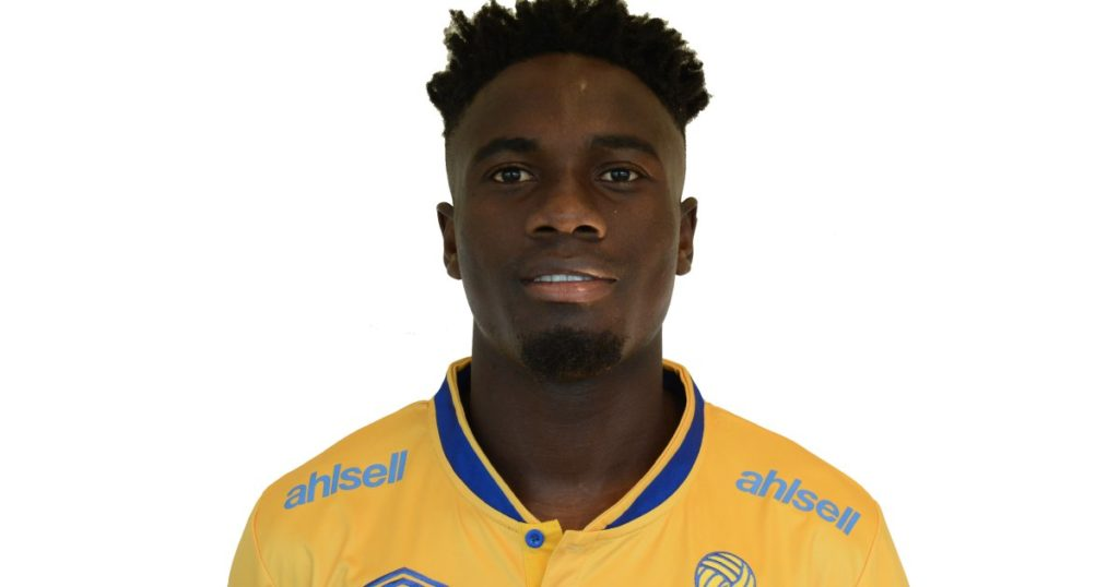 VIDEO: Michael Baidoo's solitary strike gives FK Jerv a narrow victory over Strommen IF