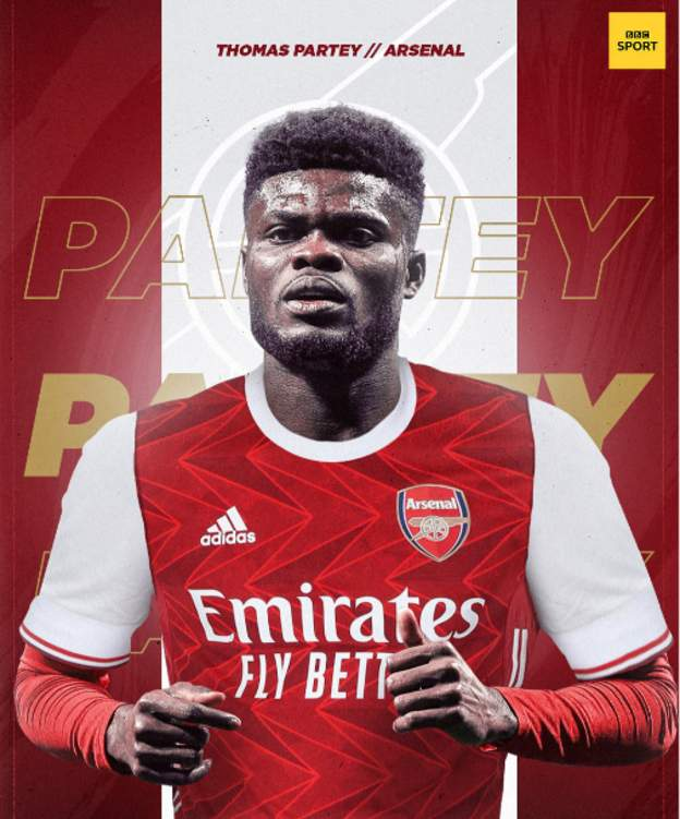 Arsenal coach Mikel Arteta delighted over capture of Ghana superstar Thomas Partey