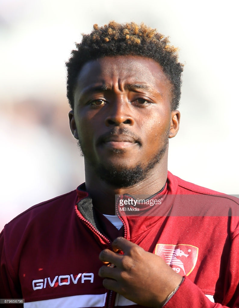 Ex-Ghana youth defender Patrick Asmah passes medical ahead of Asante Kotoko switch