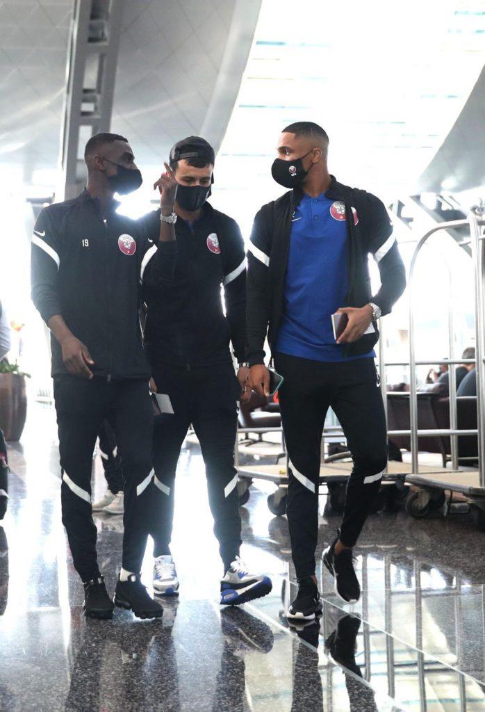 Qatar begin training in Antalya ahead of Ghana friendly ...