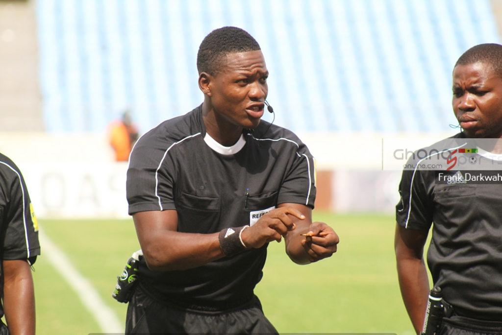 Top Ghanaian referee Daniel Laryea to officiate Cape Verde-Rwanda AFCON qualifier