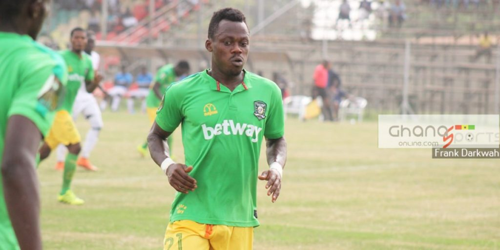 Sam Adams move to Aduana Stars is almost done - reports - Ghana Latest Football News, Live Scores, Results - GHANAsoccernet