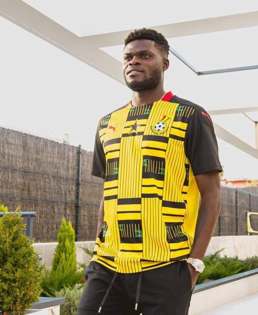 New Ghana jersey costs over GHC 500