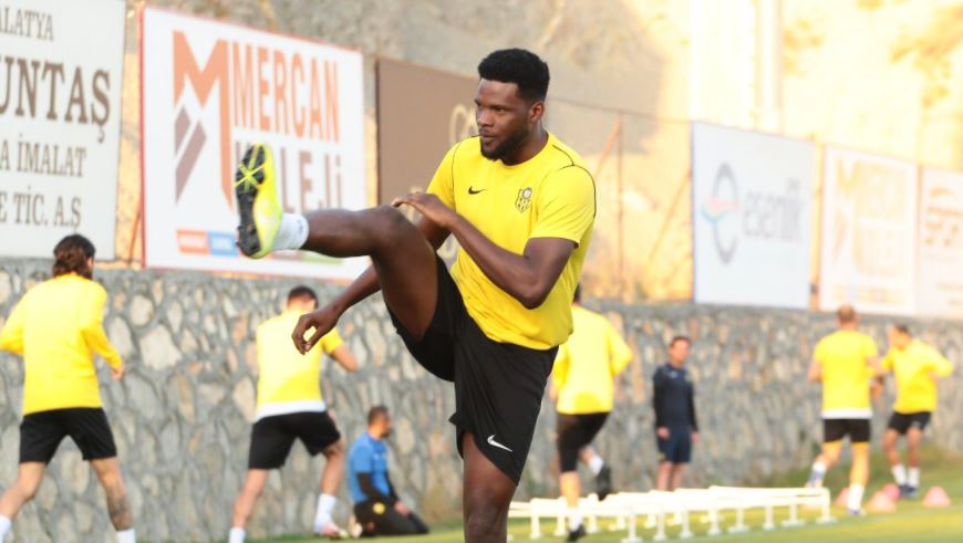 Benjamin Tetteh: Ex-Dreams FC striker rallying for Great Olympics to clinch GPL title